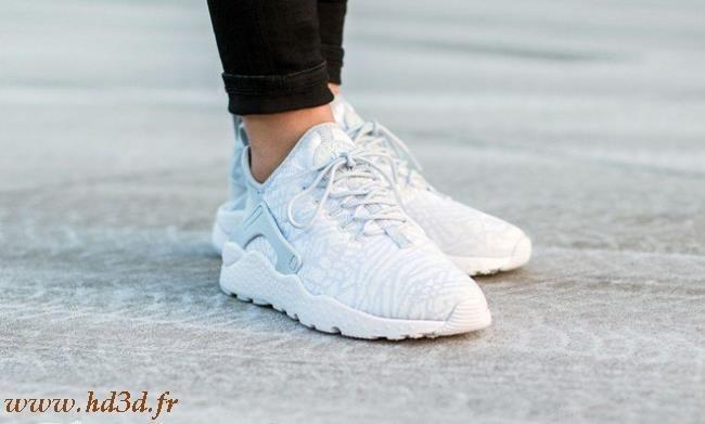 the best attitude 52695 ede4b Nike Huarache Ultra Femme Porter