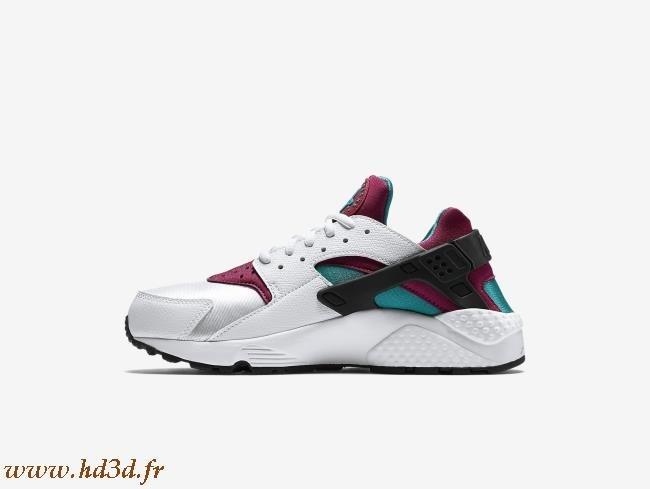 nouvelle collection 9d711 cafc4 Nike Huarache Fluo Corail hd3d.fr