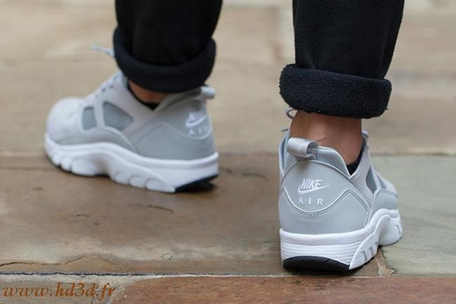 Nike Huarache Trainer Low Low Low Blanche 3b4643