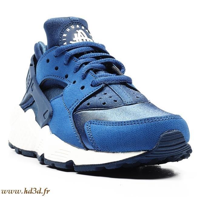 air huarache bleu