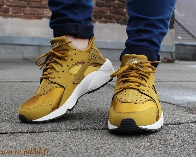 hot sale online cadab aeef6 Nike Air Huarache Bronzine hd3d.fr