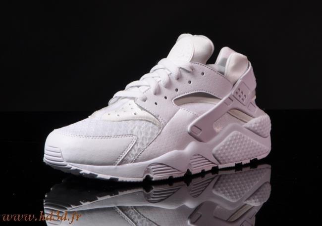 Huarache Nike Blanc