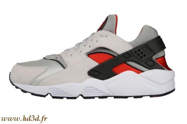 buy popular fa944 d5821 Nike Huarache Rouge Et Gris
