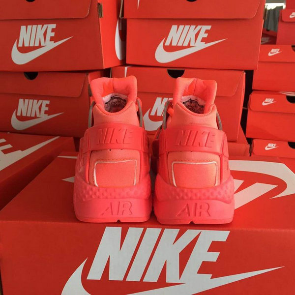 Huarache Rouge Fluo