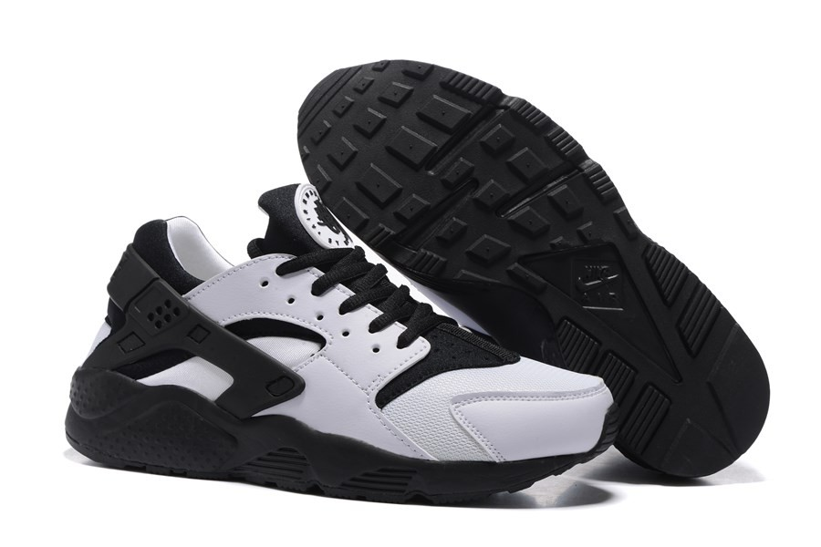 detailed look 6b42c 5da48 Nike Huarache Noir Blanche