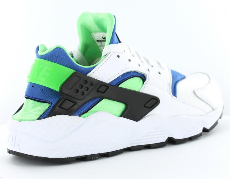 size 40 2e082 e23fc Nike Huarache Bleu Et Jaune