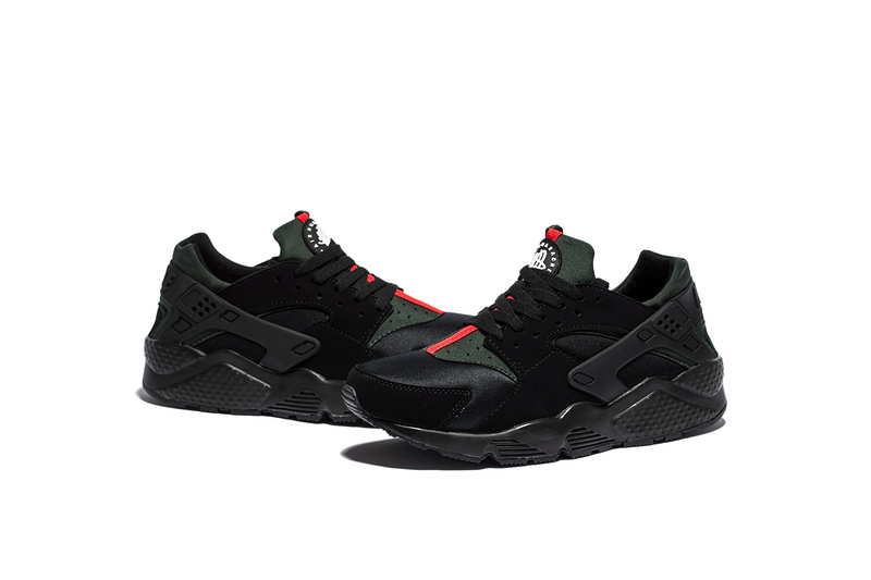 official photos d8aa3 6b38a Huarache Rouge Courir