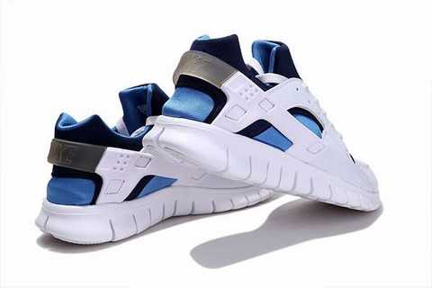 Nike Huarache Noir Point Blanc