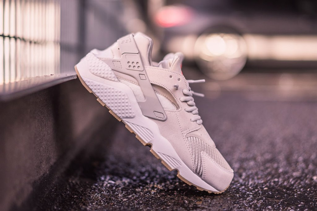 Nike Air Huarache Rose Clair