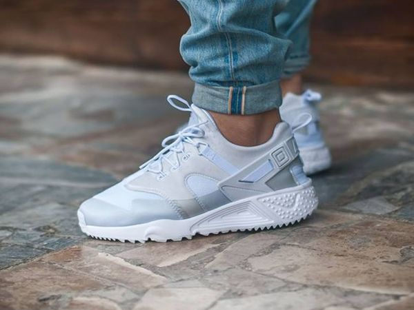 Nike Air Huarache Ultra Triple White