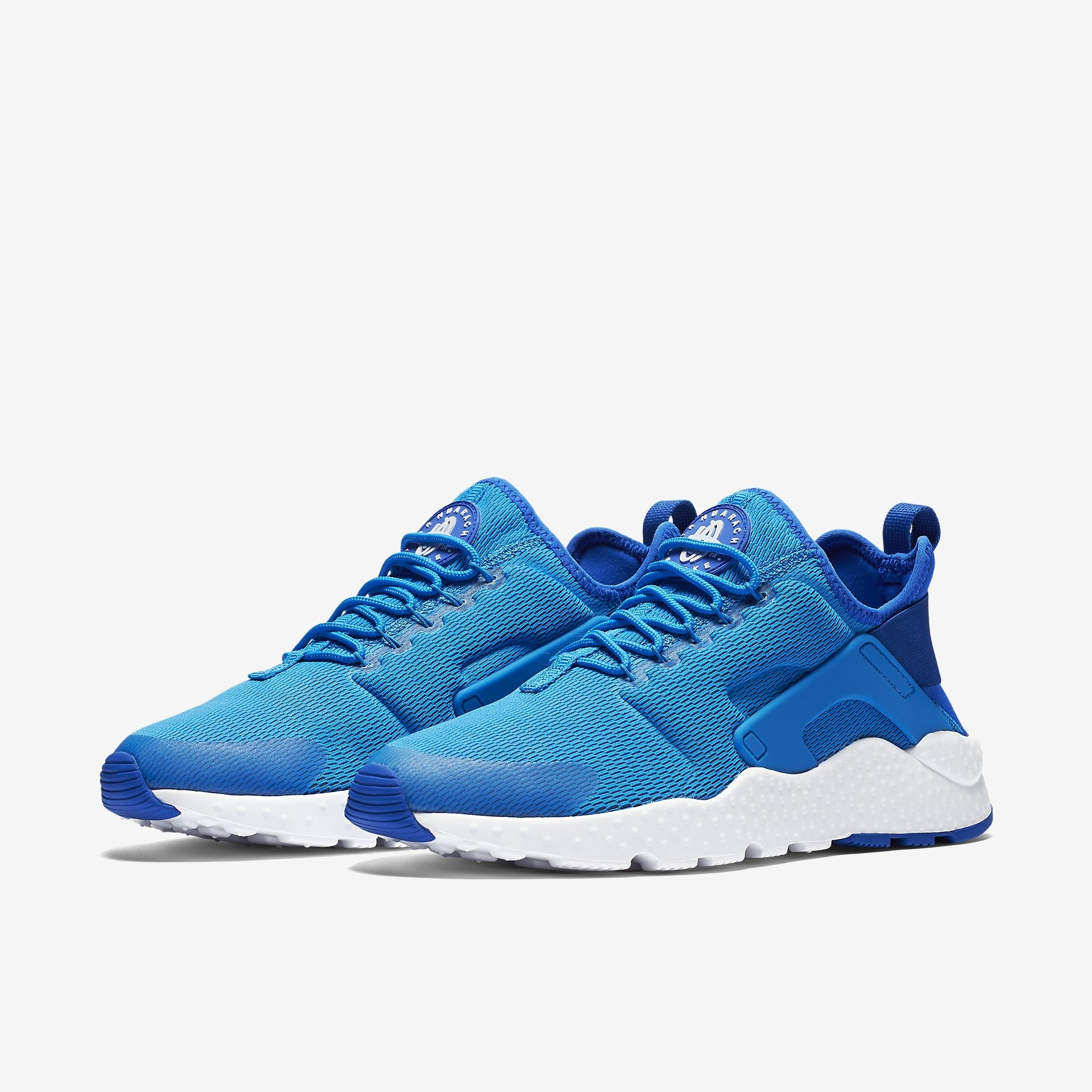 Nike Air Huarache Ultra Bleu