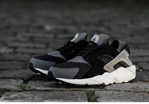 separation shoes 827c2 bfeb8 huarache nike gris 38 garçon