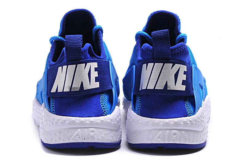 sale retailer 53ad0 baf38 Nike Air Huarache Bleu Et Rose