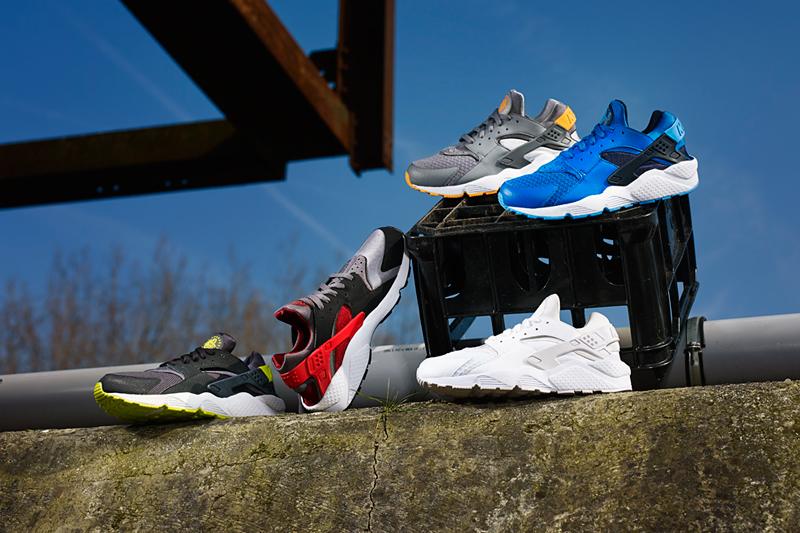 Nike Air Huarache Blanche Foot Locker