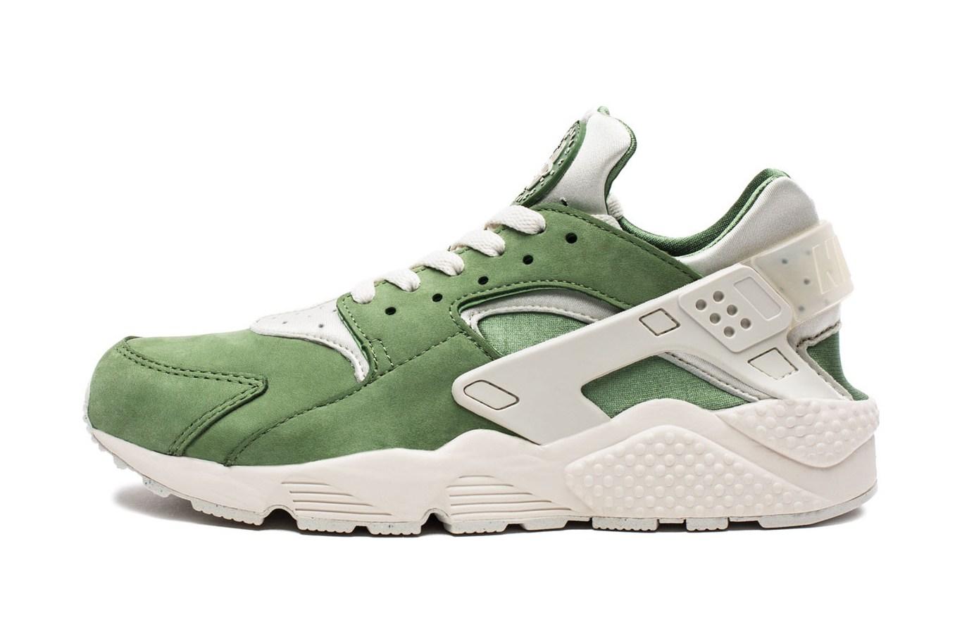 Nike Huarache Vert Olive
