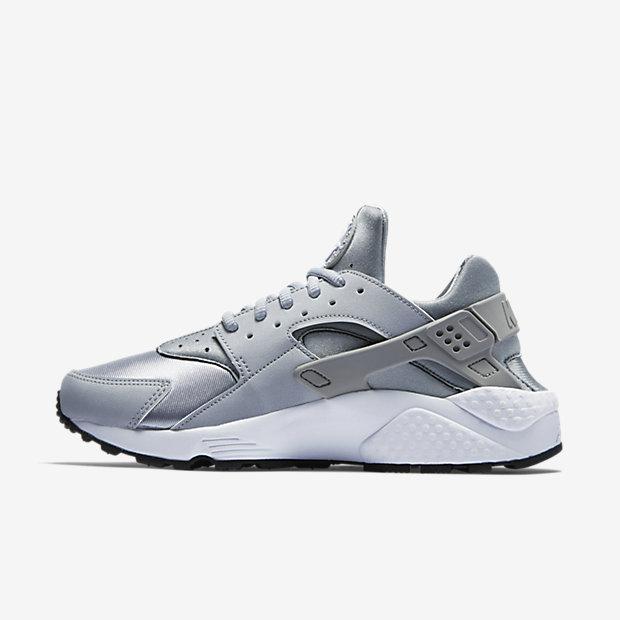 official photos 1cd5b 9e066 Nike Huarache Argento