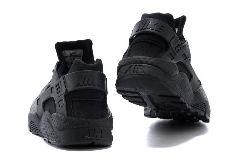 vente chaude en ligne 0705d 678b1 Nike Huarache Noir Courir hd3d.fr