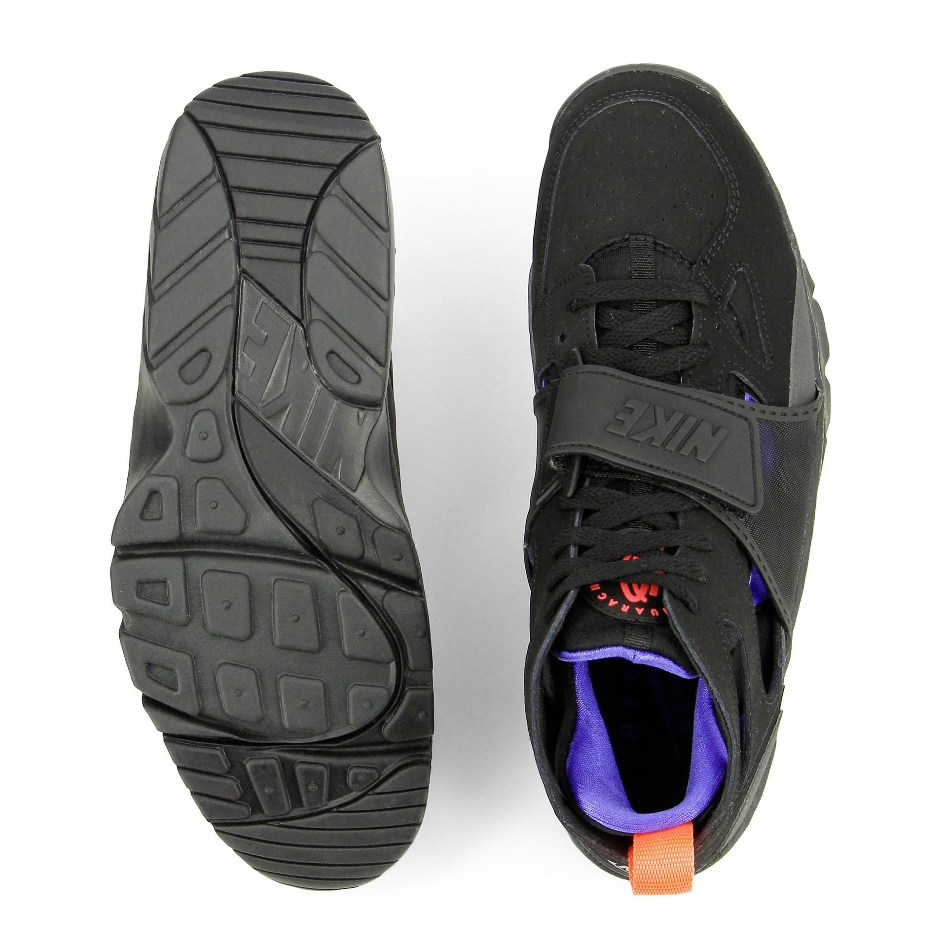 detailed pictures 278a2 0e464 Nike Huarache Noir Courir