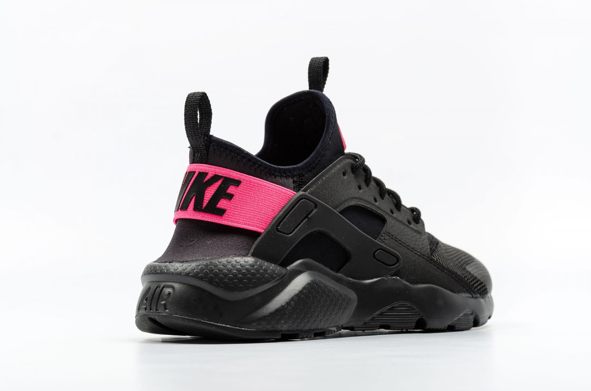 62446ea762eb9 nike air huarache junior run ultra junior huarache noir rose c1b6b9 ...