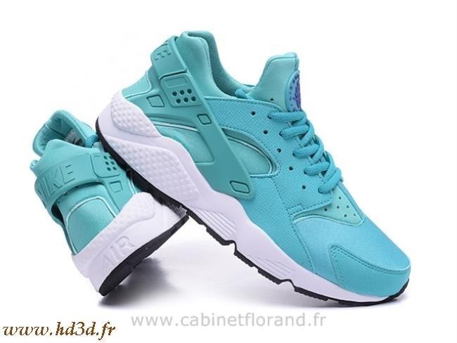 the latest c0014 41095 ... real nike huarache femme bleu 68667 23384