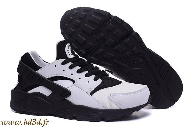 d1577bc5044 Nike Huarache Noir Et Blanche Femme hd3d.fr