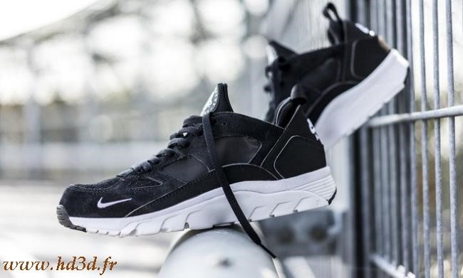 best loved e4032 47404 Nike Huarache Trainer Low Femme