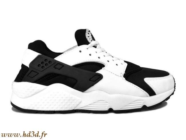 c38087b305c Nike Huarache Femme Noir Et Blanche hd3d.fr