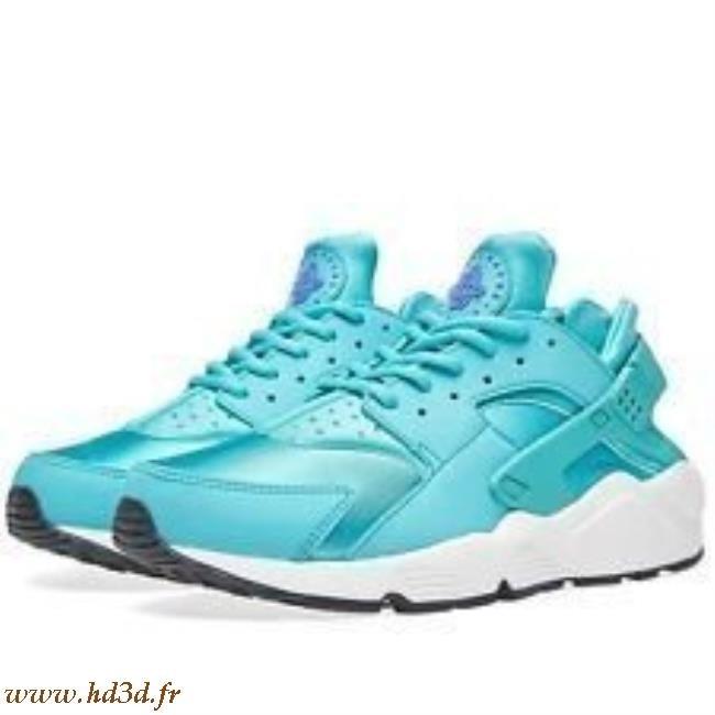 new style d7360 8e47d Nike Huarache Bleu Turquoise Femme