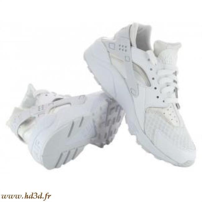90dd2104cc9 Nike Huarache Blanche Femme hd3d.fr