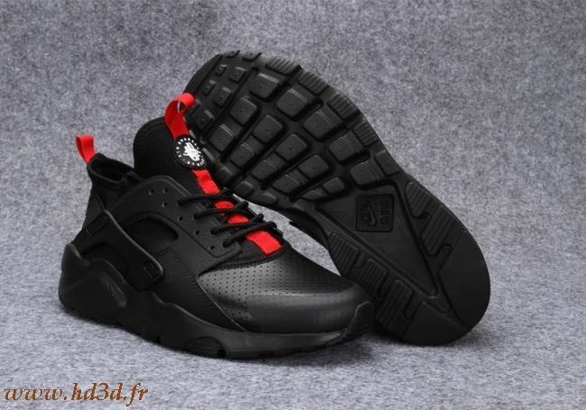 Nike Huarache Homme Noir Et Rouge hd3d.fr 0344972c753b
