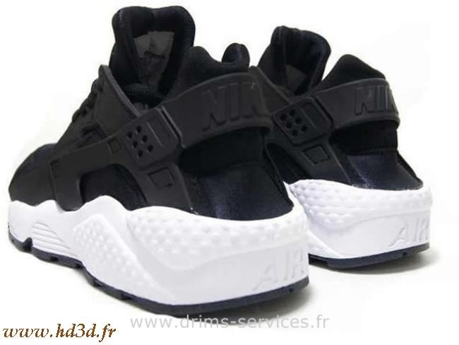the latest 13992 58ec0 Nike Huarache Homme Noir Et Blanc
