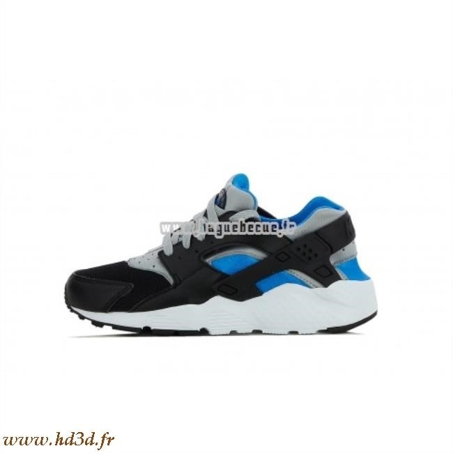 Huarache Run Gs Noir