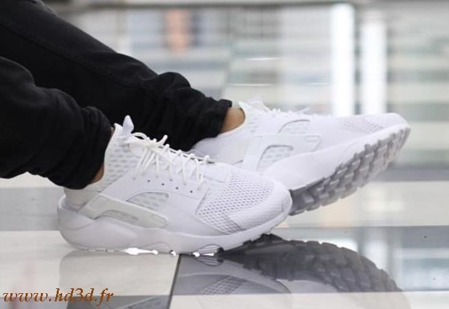Huarache Run Ultra Blanche