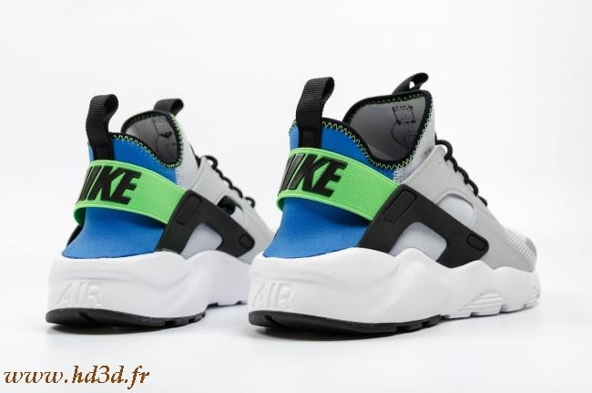 Nike Huarache Run Ultra Gris